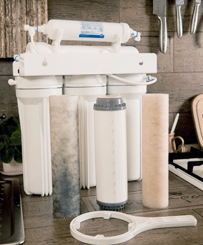 Water-Cleansing Reverse Osmosis Systems