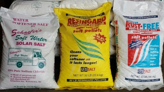 Powerful Water Softener Salt